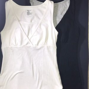 2 Gap Body Tank Shirts!!!